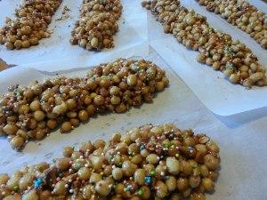 Cicerchiata prepared by my talented friend Giulia Scappaticcio of the lovely Country House Casale Centurione in Manoppello (Abruzzo) - https://www.facebook.com/pages/Country-House-Casale-Centurione/191825181578?fref=pb