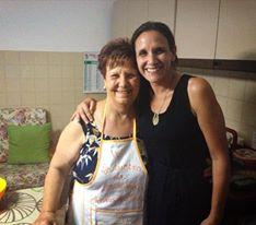 Mamma Anna Maria and me