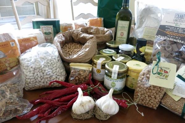 Abruzzo products
